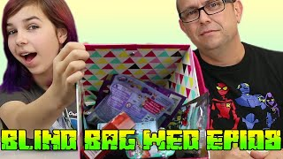 BLIND BAG WEDNESDAY EP108 | MINECRAFT, KIDROBOT YUMMY WORLD, STAR WARS & MORE