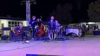 ACHS Jazz Combo, featuring Soraya Martin.