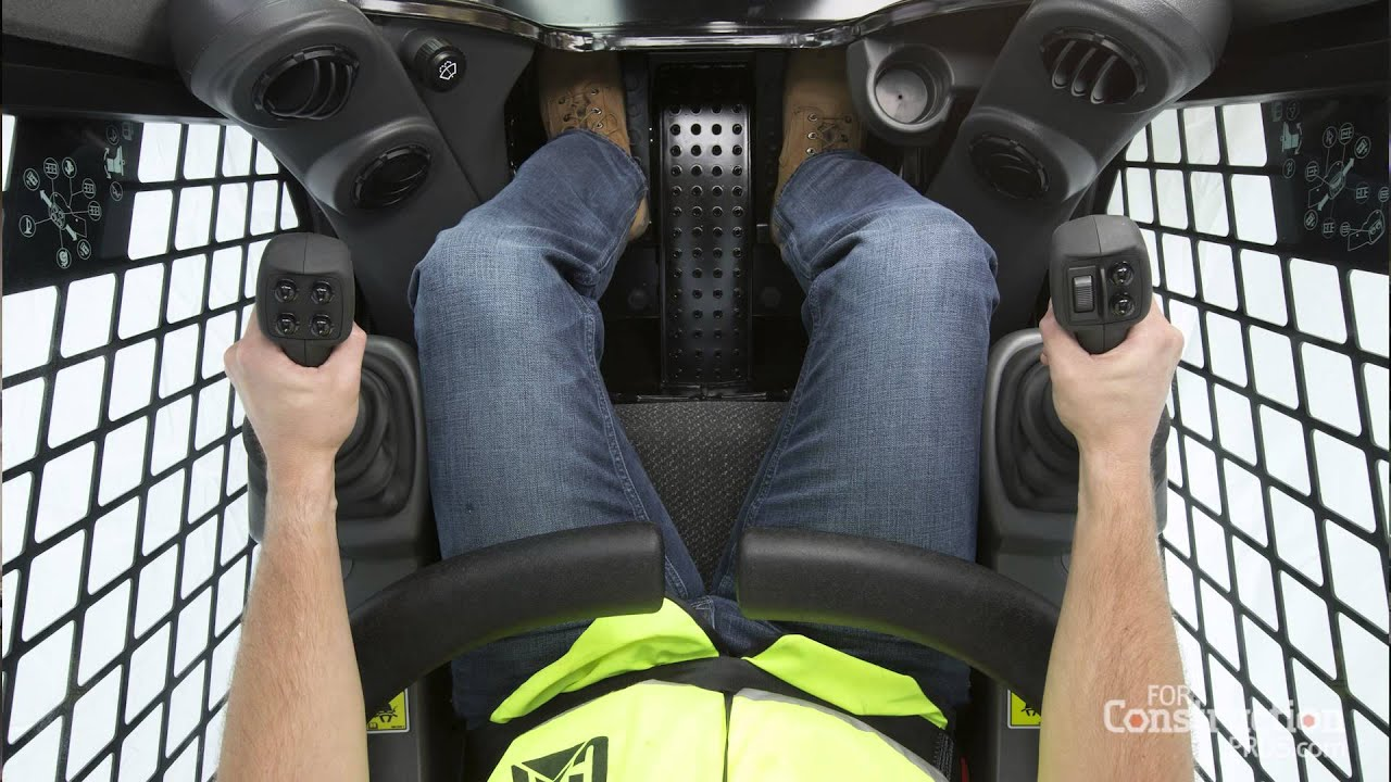 Caterpillar Offers Hand amp Foot Controls on 14 D Series