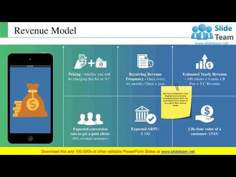 example presentation business plan powerpoint presentation slides