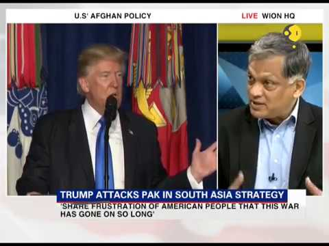 Decoding American President Donald Trump's new Afghanistan policy
