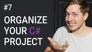 7: How To Create Namespaces In C# | C# Directories | C# Tutorial For Beginners | C Sharp Tutorial