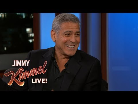 George Clooney Was Robbed at a Liquor Store
