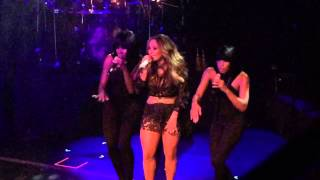 "Tamia "" Sandwich And A Soda "" Live NYC Irving Plaza"