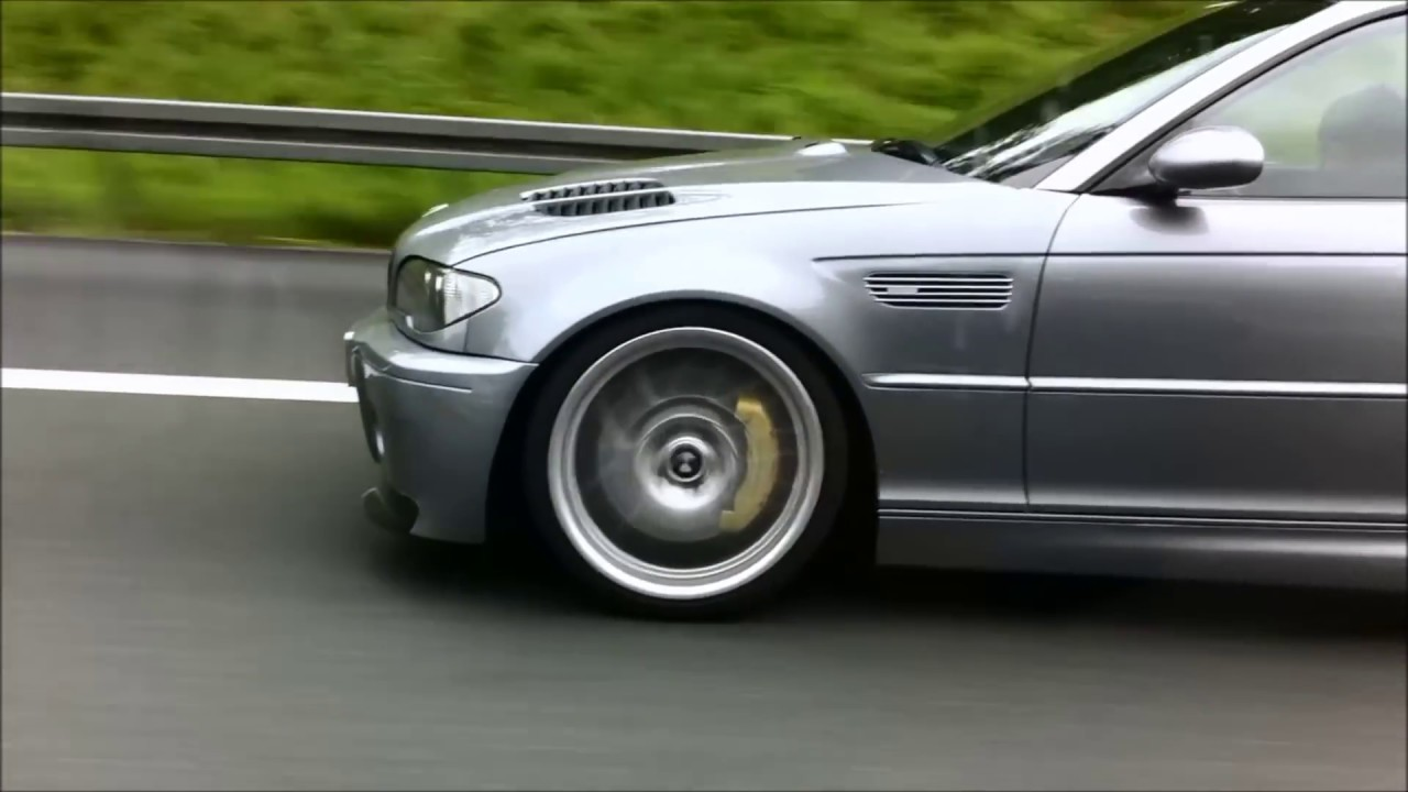 bmw e46 330ci cruisin on german autobahn youtube. Black Bedroom Furniture Sets. Home Design Ideas
