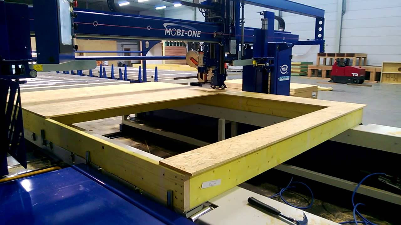 framing machine