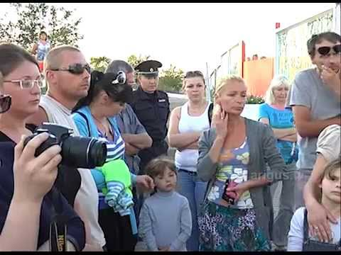 Украинские беженцы не
