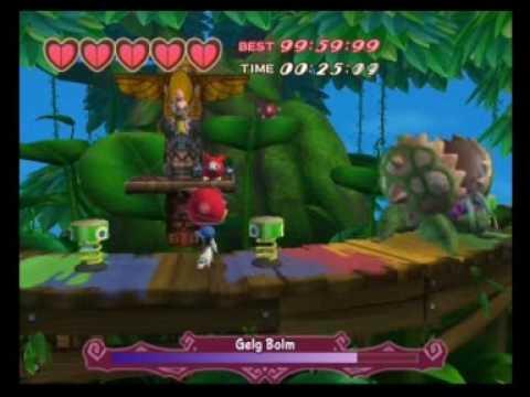 Klonoa (Wii) Boss 3 - Gelg Bolm