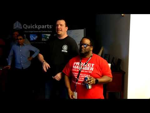 David Wysong and Zeb Wilson Sing Karaoke