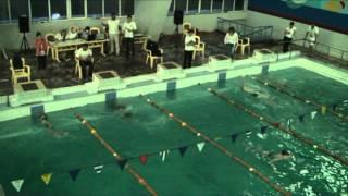 Открытое первенство по плаванию  Геленджик - 2013