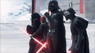 Star Wars Battlefront 2 Heroes Vs Villains 934 Rise Of Skywalker Kylo Ren Supreme Leader Skin