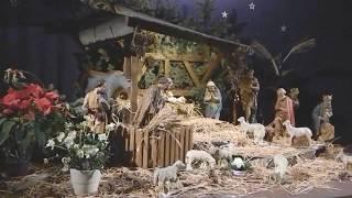 Рождественские вертепы в соборах Страсбурга