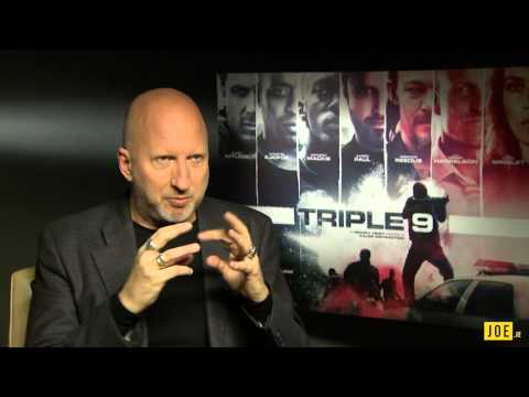 John Hillcoat talks bank robbery movies and actors he