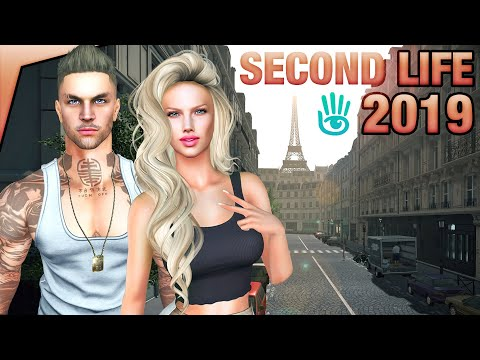 second life game 2019