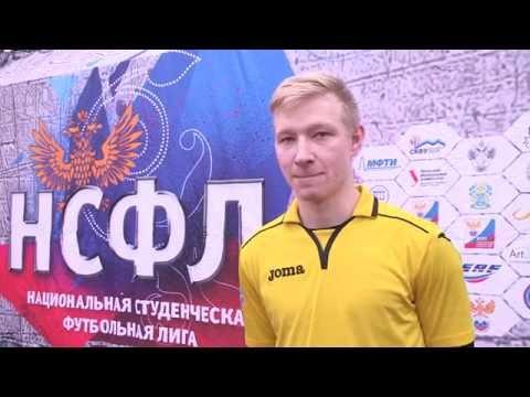 Интервью с Бельковым Петром (МФТИ)