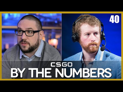 [E40] By The Numbers: CS:GO with Richard Lewis and Thorin | Alphadraft Podcast Episode 40