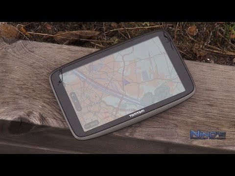 Tomtom Go 6200 (GO 600 in the US) Review