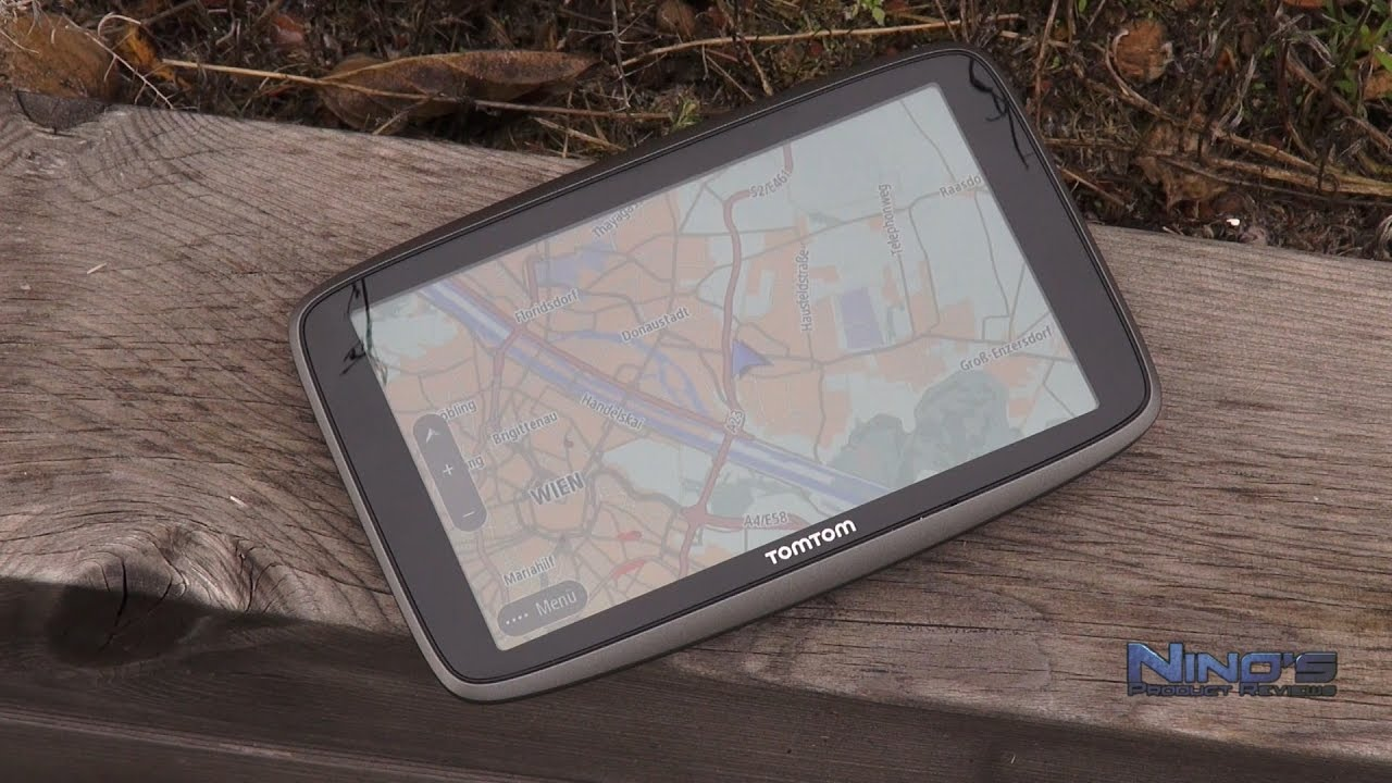 Tomtom Go GO In The US Review YouTube - Us maps for tomtom