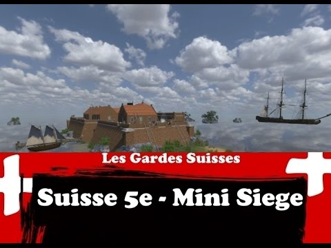 Naval Mini Siege! | Mount & Blade: Napoleonic Wars | November 8th 2016