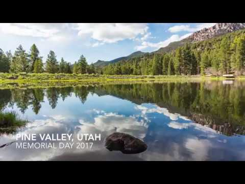 How To Fish & Relax In Pine Valley Utah