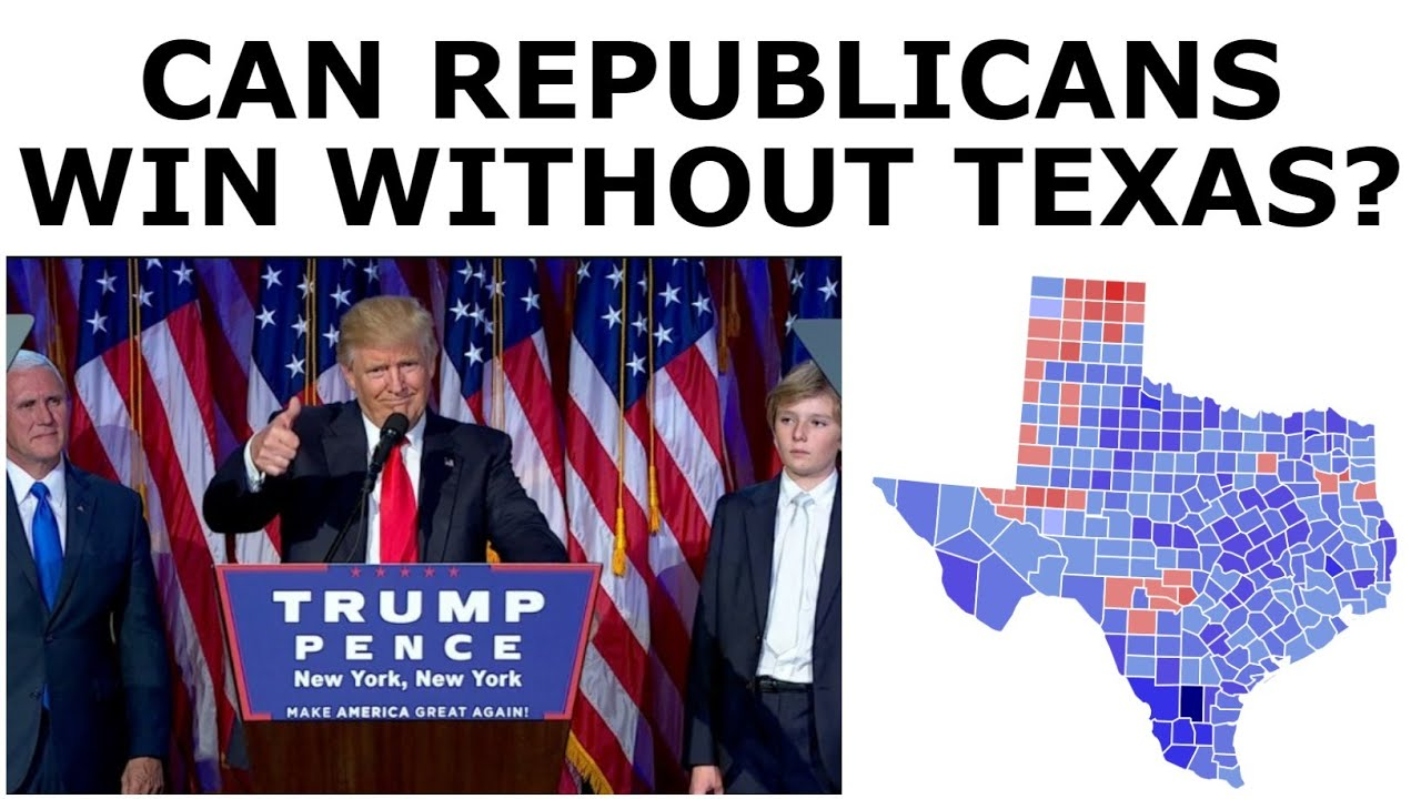 Can Republicans Win Without Texas?