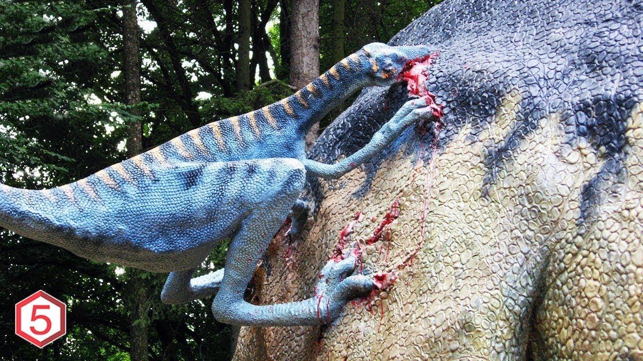 13 Dinosaurus Yang Lebih Ganas Dan Lebih Buas Dari T Rex