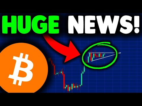 HUGE BITCOIN NEWS TODAY (must Watch)!! BITCOIN PRICE PREDICTION 2021 AFTER BITCOIN CRASH (explained)