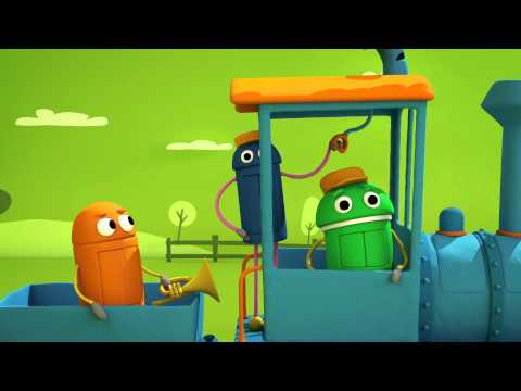 Working on the Railroad Classic Songs  StoryBots