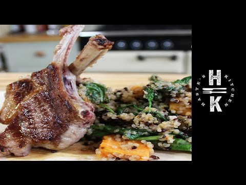 how to best cook lamb cutlets