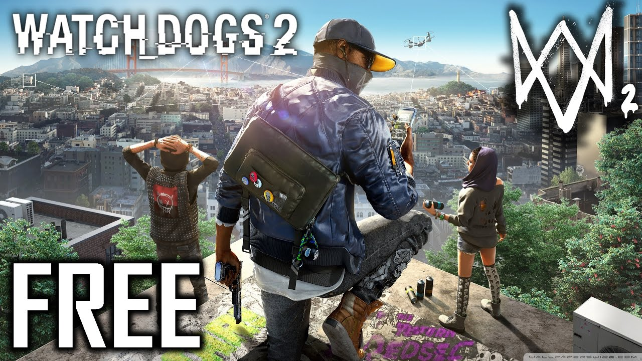 watch dogs 2 download pc full game free download