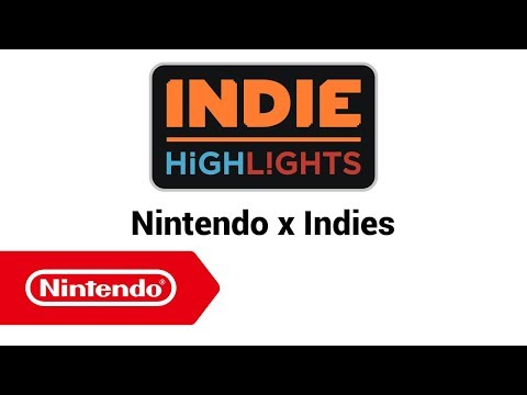 Great indie games on Nintendo Switch!