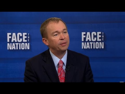 "White House Budget Director says budget savings have already started ""at home"""