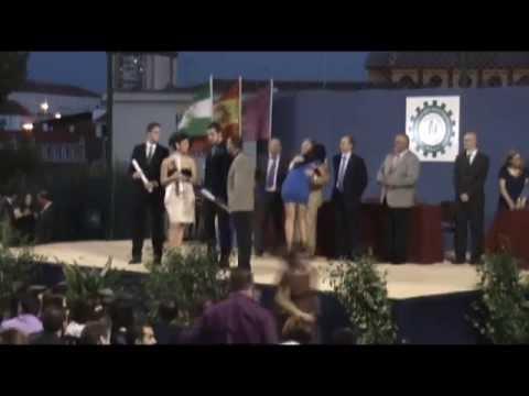 Graduación Del CES San José 2012 - Parte 4