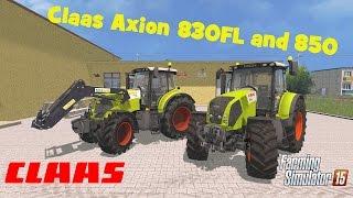 "[""Claas"", ""Axion"", ""830"", ""830FL"", ""850"", ""Claas Axion 830F"", ""Claas Axion"", ""Farming"", ""Simulator"", ""2015"", ""Farming Simulator 2015"", ""Test"", ""mods"", ""tractors"", ""fs15"", ""ls15"", ""fs2015"", ""ls2015"", ""video game"", ""test drive"", ""mod"", ""Download"", ""????"", """