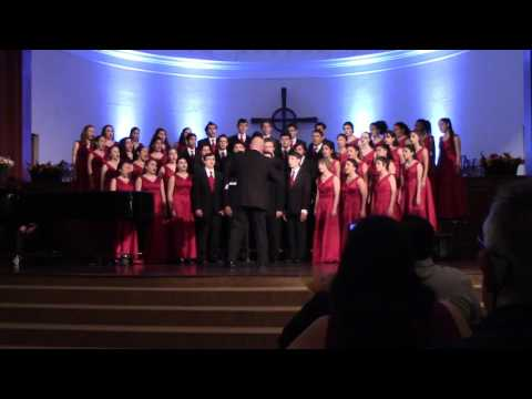 New World School of the Arts 2016 High School Concert Choir Part 3