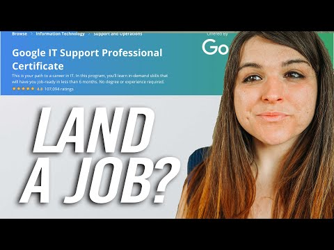 Google IT Support Professional Certificate Review | Thoughts from an IT Professional
