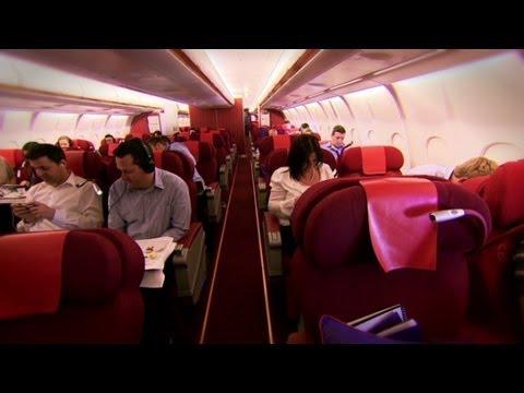 All-business class flight: Will it work?