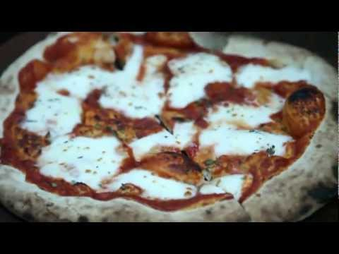 Real Italian-style Pizza @ Josephine's Cookhouse Part 1- Africa on a Plate