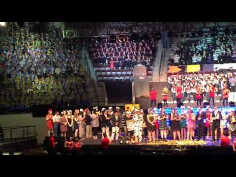ACU Sing Song 2016 Winners Part 1