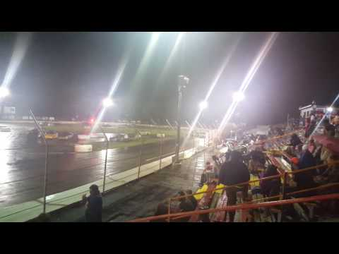 Lake County Speedway Dog days summer endro