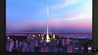 دبي تشيد مبنى اعلى من برج خليفة