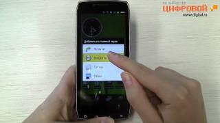 видео Обзор смартфона Acer Iconia Smart