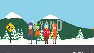 Cartman scheitert an seinem Mathe-Quiz/geerdet von fortnite