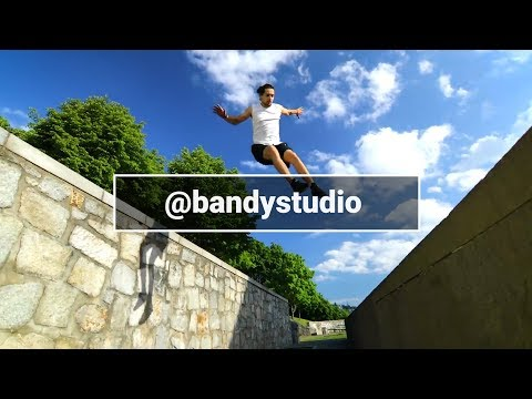 Parkour, Freerun And Cyr Wheel In 4K   Canon 1DX Mark II