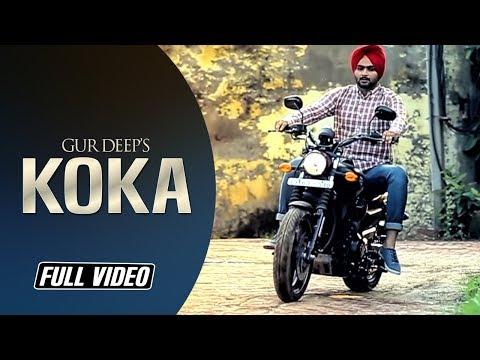 Koka | Gur Deep | Money Aujla | Full HD Official Video | Angel Records