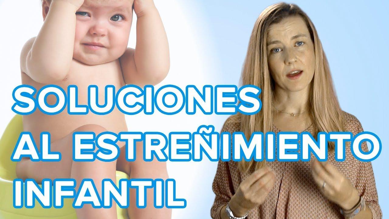 medicina natural para estrenimiento en niños