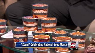 National Soup Month 2014 - Zoup! on WDIV
