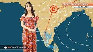 Weather Forecast for March 9: Rain in Chennai, Bangalore, Kolkata, Delhi