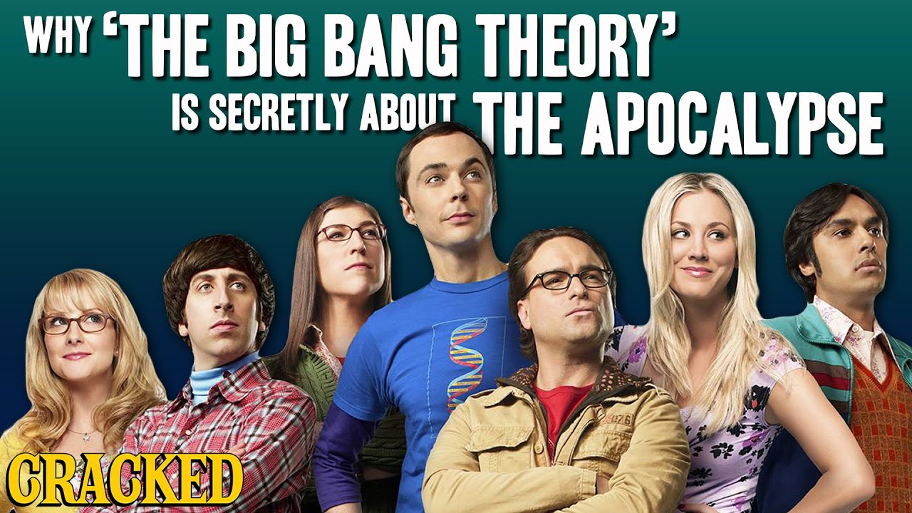 The Big Bang Theory – awesome facts you might not know