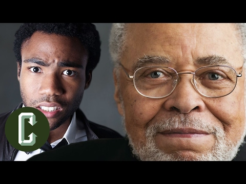 The Lion King Remake Casts Donald Glover and James Earl Jones - Collider Video